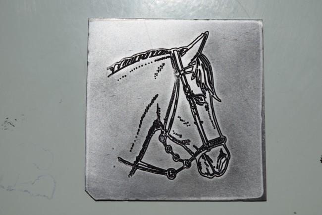 Referenties Gravuren in aluminium in gekleurd