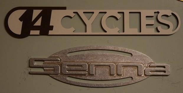 Logo's en stempels